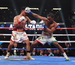 Spence Garcia02 by Frank Micelotta Fox Sports 300x262 - Ring Ratings Update: Errol Spence enters Pound-for-Pound top five