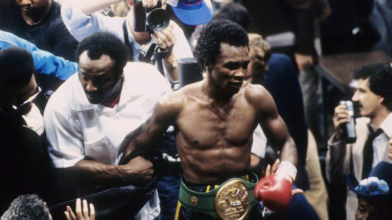 Sugar Ray Leonard reminisces on glory days when assessing Errol Spence-Mikey Garcia showdown