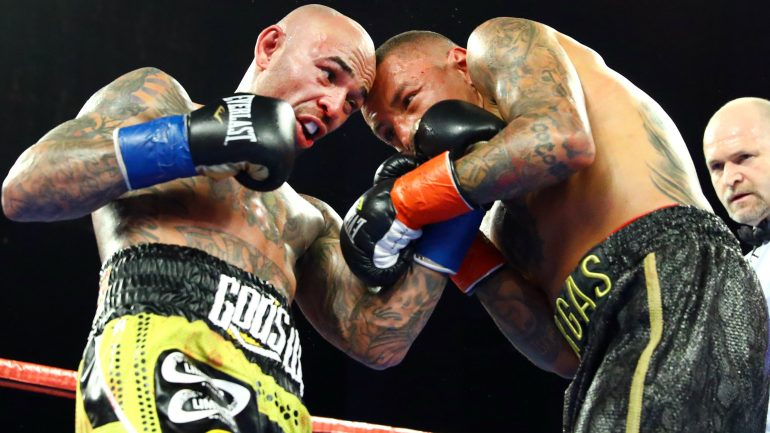 Luis Collazo finds fountain of youth, beats Samuel Vargas by split decision