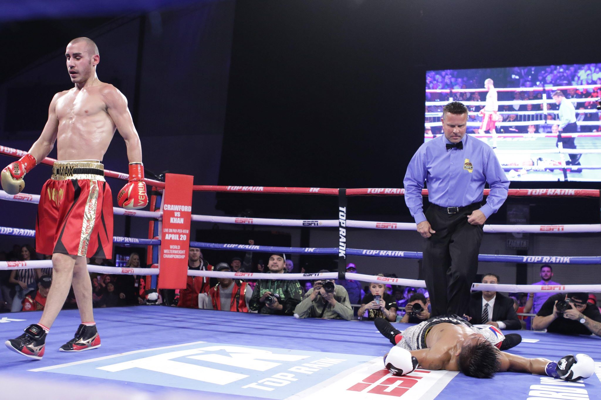 maxim dadashev ricky sismundo - Teofimo Lopez and Masayoshi Nakatani to clash on July 19