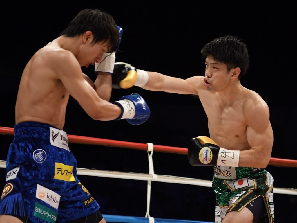 thumbnail IMG 0802 1024x768 - Kosei Tanaka targets The Ring 112-pound title, would 'love to fight abroad'
