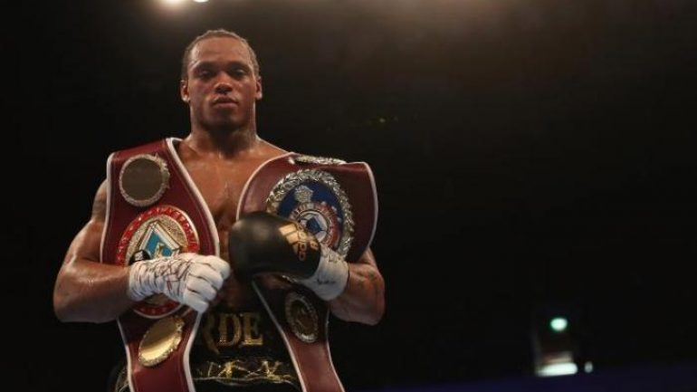 Anthony Yarde loses grandmother to COVID-19 just days after father succumbs to virus