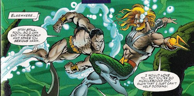 Aquaman vs. Namor - Dougie's Friday mailbag (changing trainers, Crawford and Spence, tattoos)