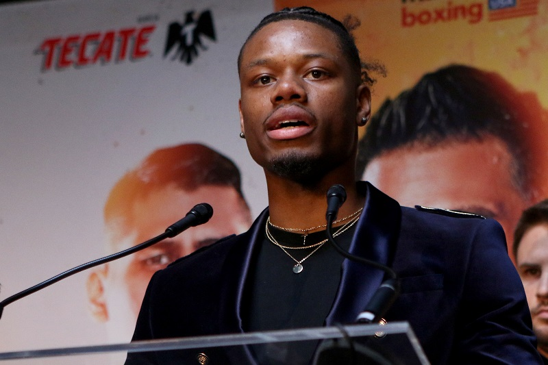Austin Ammo Williams Photo credit Matchroom Boxing - Quick Hits: Undercard fighters ready themselves for their night in the 'City of Champions'