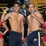 BJ2I0877 150x150 - Photos: Srisaket Sor Rungvisai, Juan Estrada make weight for rematch