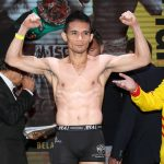 BJ2I0951 150x150 - Photos: Srisaket Sor Rungvisai, Juan Estrada make weight for rematch