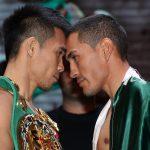 BJ2I0955 150x150 - Photos: Srisaket Sor Rungvisai, Juan Estrada make weight for rematch
