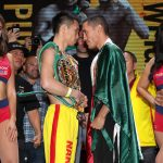 BJ2I0960 150x150 - Photos: Srisaket Sor Rungvisai, Juan Estrada make weight for rematch