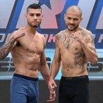 Barboza Alvarado weighin 03 latinbox 150x150 - Photo gallery: Lomachenko-Crolla weigh-in results