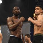 DSC3416 X3 150x150 - Photos: Terence Crawford, Amir Khan make weight in New York