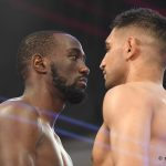 DSC3442 X3 150x150 - Photos: Terence Crawford, Amir Khan make weight in New York