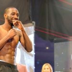 DSC3447 X3 150x150 - Photos: Terence Crawford, Amir Khan make weight in New York