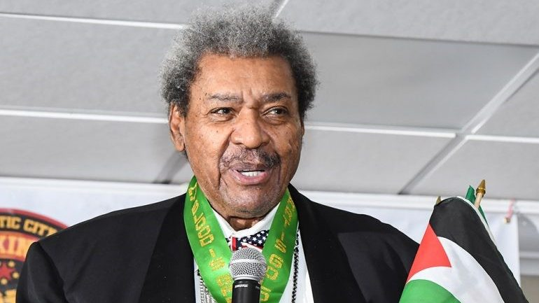 Questions for an MIA Don King
