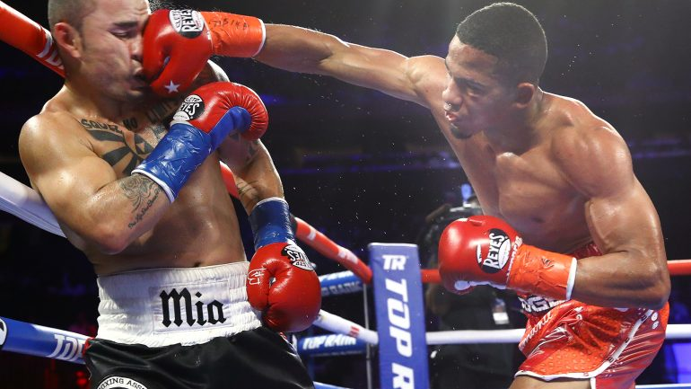 Felix Verdejo picks up win over Bryan Vasquez on Crawford-Khan card
