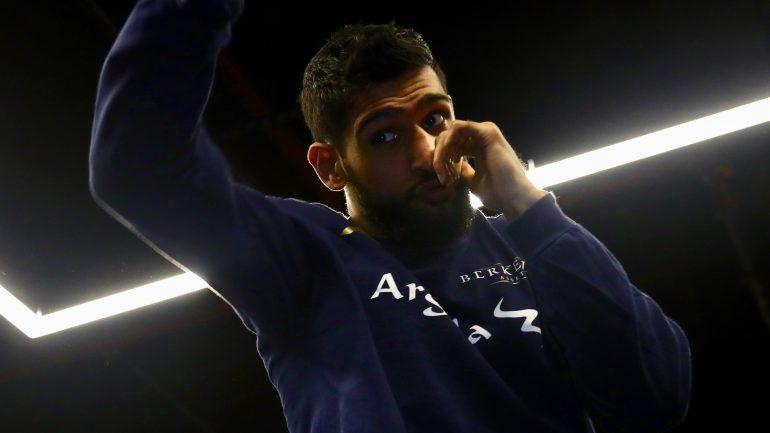 Amir Khan will now fight Billy Dib, Neeraj Goyat injured in car crash