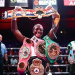 LR SHO FIGHT NIGHT CLARESSA SHIELDS WINS TRAPPFOTOS 04132019 0499 150x150 - Claressa Shields withdraws from 154-pound title bout due to injury