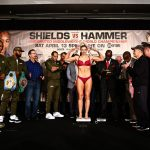 LR SHO WEIGH IN CHRISTINA HAMMER TRAPPFOTOS 04122019 7748 150x150 - Claressa Shields-Christina Hammer weigh-in results and photo gallery