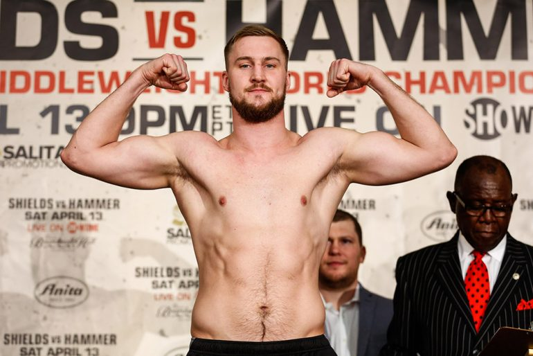 Fueled by loss, Otto Wallin plans to shock Tyson Fury - The Ring