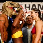 LR SHO WEIGH IN SHIELDS VS HAMMER TRAPPFOTOS 04122019 2824 150x150 - Claressa Shields-Christina Hammer weigh-in results and photo gallery