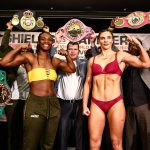 LR SHO WEIGH IN SHIELDS VS HAMMER TRAPPFOTOS 04122019 7849 150x150 - Claressa Shields-Christina Hammer weigh-in results and photo gallery