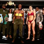 LR SHO WEIGH IN SHIELDS VS HAMMER TRAPPFOTOS 04122019 7872 150x150 - Claressa Shields-Christina Hammer weigh-in results and photo gallery