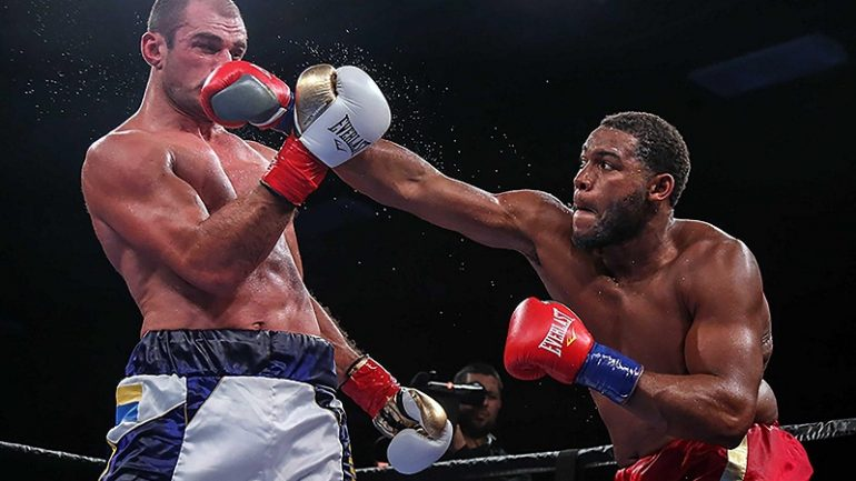 Is Michael Hunter Eddie Hearn's ace in the hole against Anthony Joshua?