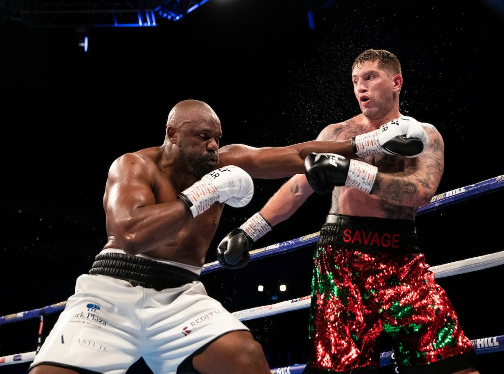 O2 Chisora Gashi 57 1024x760 - Dave Allen knocks out Lucas Browne in three, Dereck Chisora wins