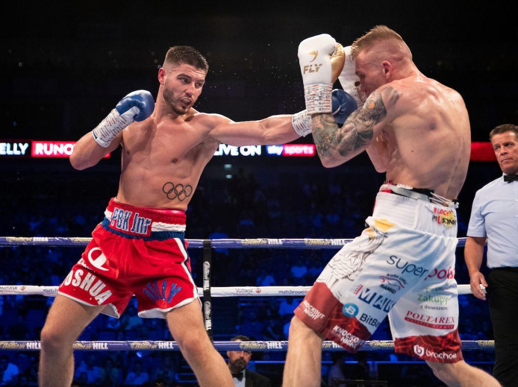O2 Kelly RUNOWSKI 35 1024x766 - Joe Cordina stops Andy Townend to claim British lightweight title, Josh Kelly and Conor Benn win