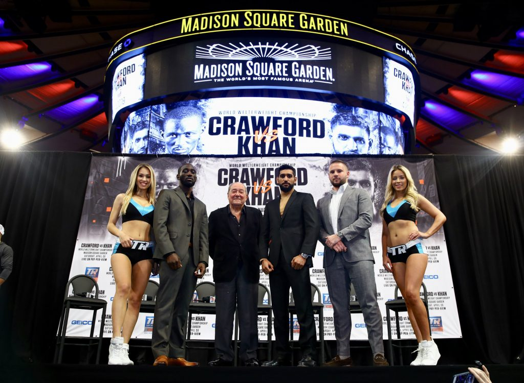 Ppv card2 1024x750 - Selling Crawford-Khan at The Garden, Bob Arum is on his A-game