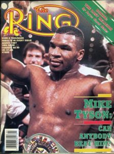 Ring cover 1987 Tyson 223x300 - The Boxing Esq. Podcast, Ep. 23: Steve Farhood