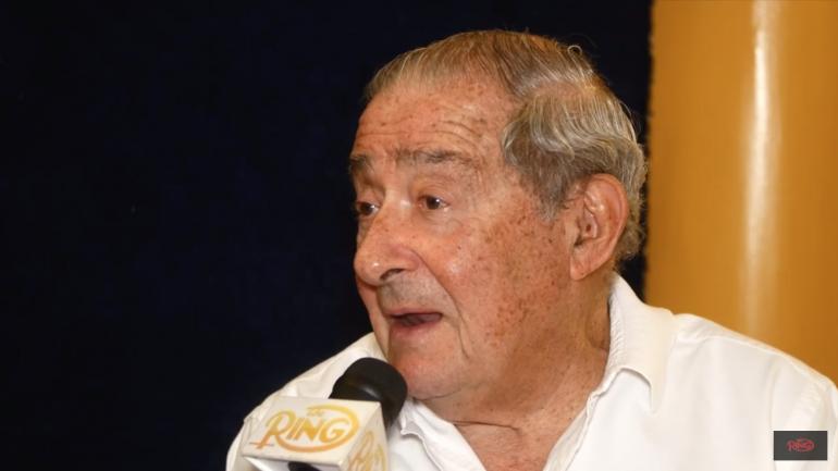 Watch: Bob Arum predicts Lomachenko will defeat Crolla by stoppage