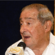 Bob Arum Talks Low-key Birthday Bash & Spence-Garcia PPV Numbers