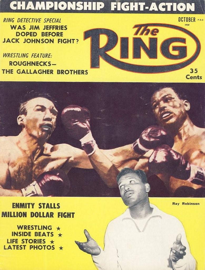 Sugar Ray Robinson Carmen Basilio - Sugar Ray Robinson versus the Hall of Fame