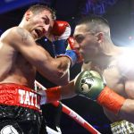 Teofimo Lopez vs Edis Tatli action1 150x150 - Teofimo Lopez halts Edis Tatli in five rounds on Crawford-Khan undercard