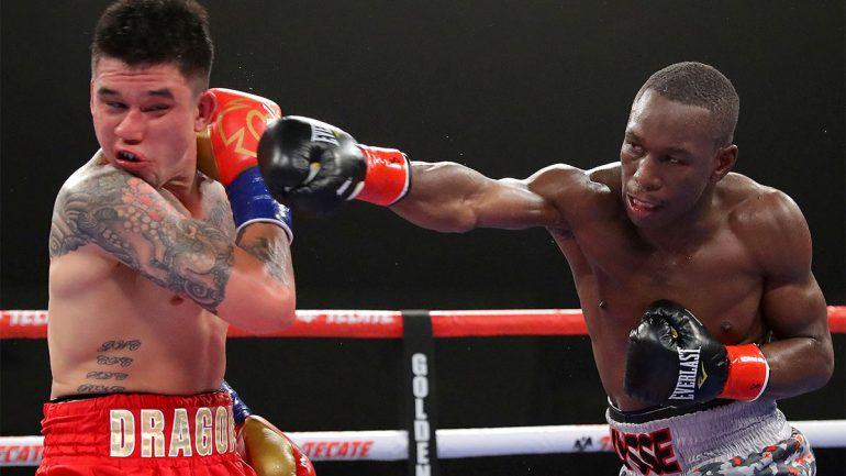 Yves Ulysse Jr.-Ismael Barroso tops December 5 Thursday Night Fights main event