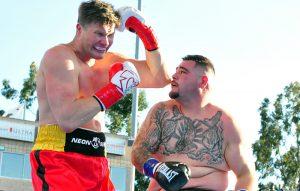 andy ruiz dimitrenko german 300x191 - Danny Garcia blasts Adrian Granados in seven rounds, Andy Ruiz Jr. stops Alexander Dimitrenko