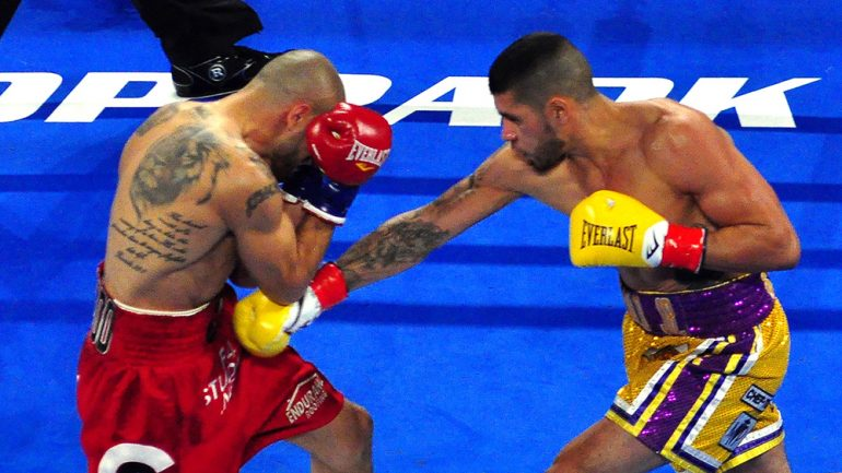 Undercard report: Arnold Barboza Jr. stops Mike Alvarado in three