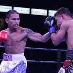 casimero2 150x150 - John Riel Casimero starches Cesar Ramirez in 10, sets up Zolani Tete showdown
