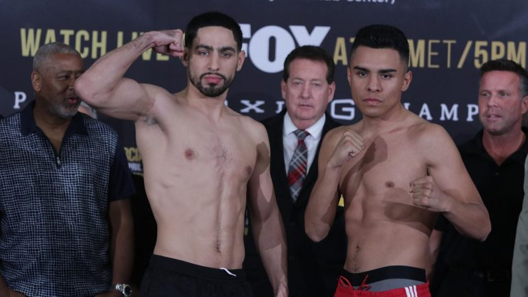 After numerous close calls, Adrian Granados out to win a big one against Danny Garcia