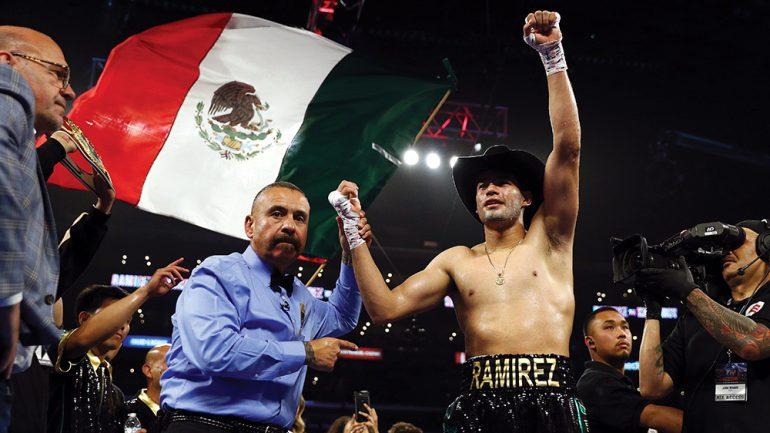 Gilberto Ramirez sets his sights on Artur Beterbiev