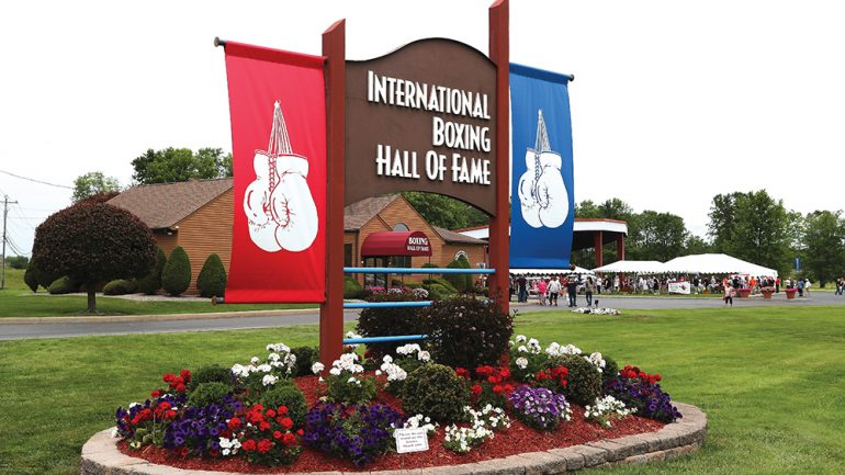 The Travelin' Man goes to Induction Weekend 2019: Part One