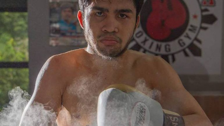 Filipino boxer Renerio Arizala recovering from brain surgery after TKO loss in Japan