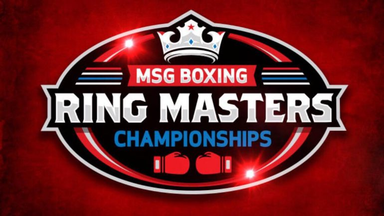 Ring Masters Championships brings New York amateur scene back to The Garden