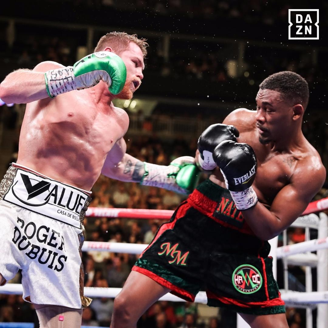 2canelo jacobs - Ring middleweight champ Canelo Alvarez outpoints Daniel Jacobs, adds IBF title to collection