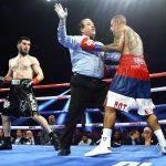 Artur Beterbiev vs Radivoje Kalajdzic stoppage 150x150 - Artur Beterbiev stops 'Hot Rod' Kalajdzic in 5th round to retain light heavy belt