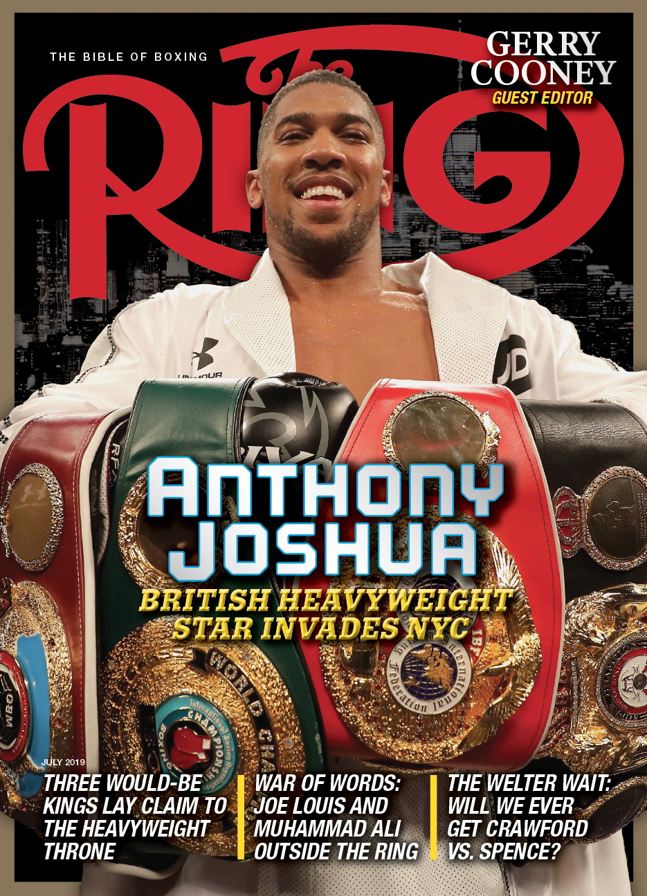 The Ring digital magazine: July 2019 issue now available