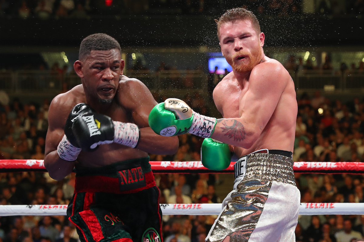 CaneloJacobs ed mulholland matchroom boxing USA - Daniel Jacobs to face Julio Cesar Chavez Jr. on December 20