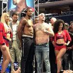D77D3i WkAA0NP8 150x150 - Anthony Joshua weighs 247.8 pounds, Andy Ruiz checks in at 268