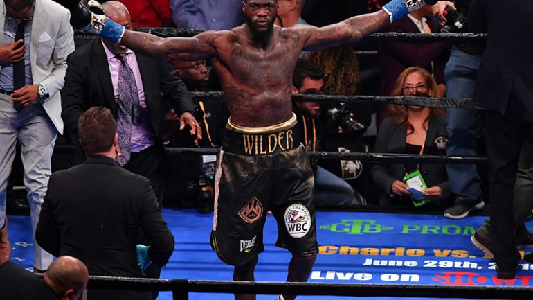 Deontay Wilder claims to be rejuvenated and reinvented ahead of Tyson Fury trilogy bout
