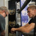 IMG 8659 150x150 - Ivan Baranchyk-Josh Taylor media workout gallery